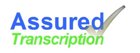 Assured Transcription Typing and Transcription services